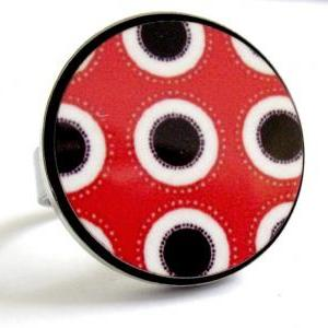 Baronyka Dots And Circles In Black ..